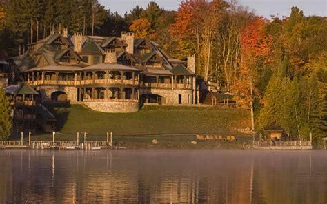 lake placid lodge truexcullins architecture interior