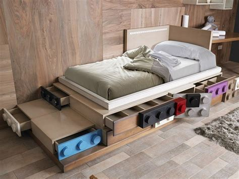 Clever Kids Room Storage Ideas