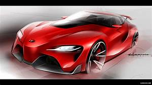 Auto Concept 66 : 2014 toyota ft 1 concept design sketch hd wallpaper 66 1920x1080 ~ Gottalentnigeria.com Avis de Voitures