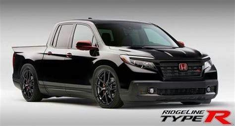 Honda Ridgeline 2020 Type R by 2020 Honda Ridgeline Type R Specs Release Date 2019