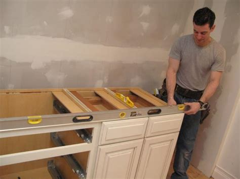 how to attach kitchen cabinets together how to kitchen cabinet frames hgtv 8500