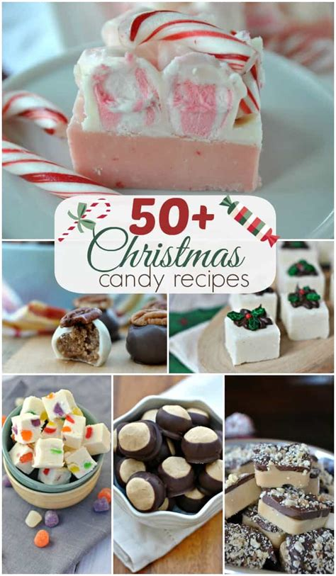 easy recipes for christmas christmas candy recipes