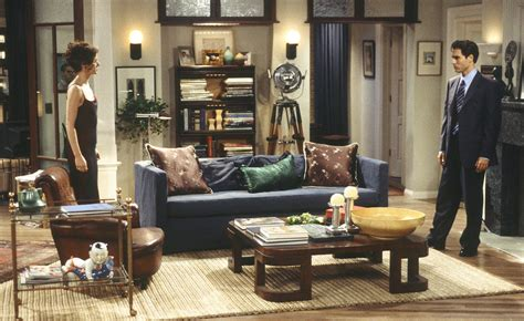 Updated New York Apartment Classic Style by Will Grace Is Back What Would Their Apartment Cost In