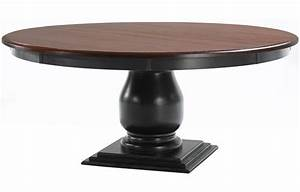 Round Pedestal Dining Table 60 Inch Pertaining To Really