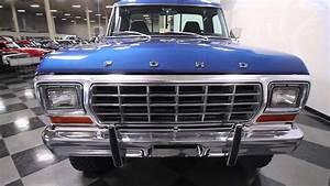 3388 Cha 1979 Ford F 150 Ranger Xlt