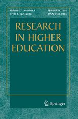 research  higher education  option  publish