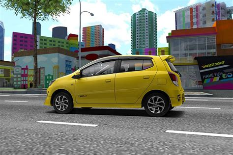 Review Toyota Agya by Mobil Agya Kuning Cars News