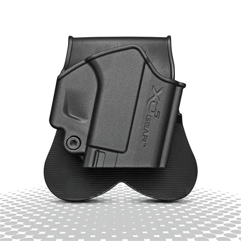 xd  gear paddle holster mm  acp