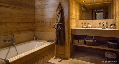 salle de bain chalet de montagne meilleures id 233 es