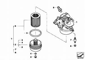 Original Parts For E60 M5 S85 Sedan    Engine   Lubrication