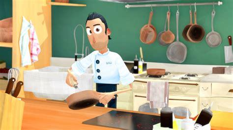 dessin animé cuisine un dessin animé pour apprendre aux enfants à cuisiner