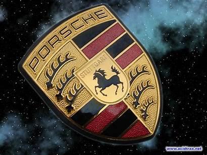 Porsche Wallpapers Normal Emblem Desktop Motor Logos