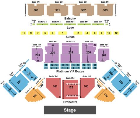 toyota oakdale theatre seating chart wallingford