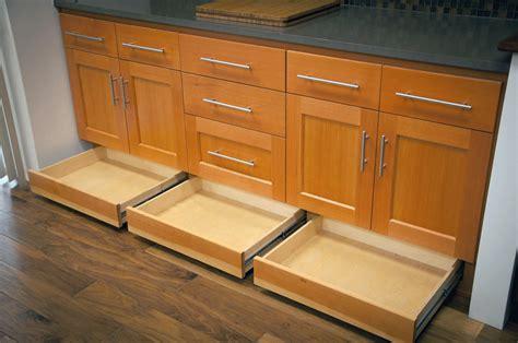 kitchen cabinet toe kick drawers in toe kick area yelp 5830