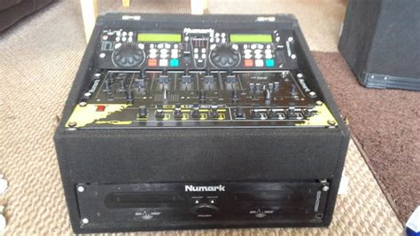 Numark Cd Decks And Mixer For Sale In Boyle, Roscommon