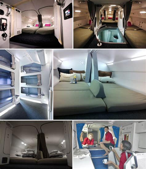 part   plane        cabin crews chillaxation spots   core