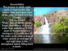 Accumulation Water Cycle The Process In Definition