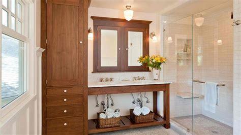 15 Traditional Tall Bathroom Cabinets Design