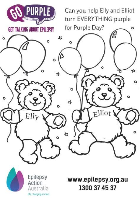 purple day resources epilepsy action