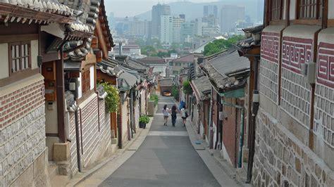 samcheong dong hanoks david flickr