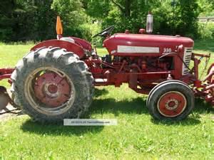 farmall international utility tractor antique model 330