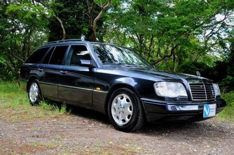 1995 mercedes w124 e320 estate 70 398 miles from new sold car and classic