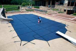 Safety Winter Pool Covers Inground