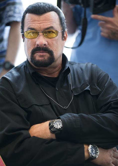 Steven Seagal Reveals Why He's Not In Any Expendables