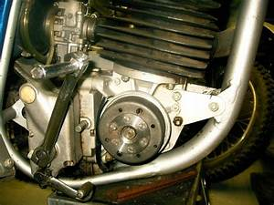 Powerdynamo For Greeves Griffon With Stefa Ignition