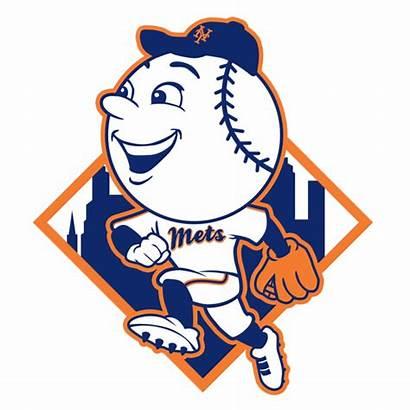 Mets Mr York Logos Vine Character Team