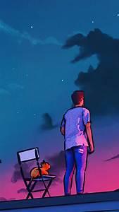 Digital, Art, Wallpaper, Illustration, Lofi, U2022, Wallpaper, For, You, Hd, Wallpaper, For, Desktop, U0026, Mobile