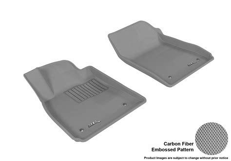 2015 chevy impala 3d kagu maxpider molded floor mats liner