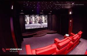 Cinema A La Maison : hocinema la salle de cin ma maison delphinius en d tail ~ Louise-bijoux.com Idées de Décoration