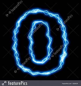 Business Letter Format Word Electric Lightning Letter Or Font Photo