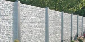 Zäune Beton Sichtschutz : beton sichtschutzzaun fachgerecht montiert zaunteam z une und tore von zaunteam zaunteam ~ Sanjose-hotels-ca.com Haus und Dekorationen