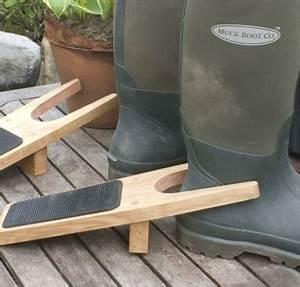 Oak Boot Jack DIY Ideas Pinterest Wood projects