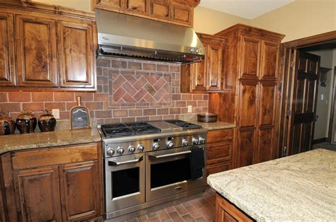 brick kitchen backsplash walls ceilings and fireplaces inglenook brick tiles