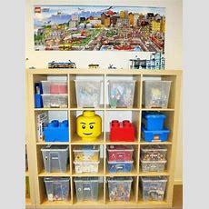 Lego Storage Pinterest  40+ Awesome Lego Storage Ideas