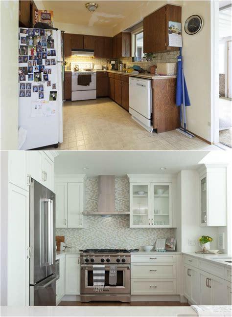relooking cuisine relooking cuisine bois en 18 photos avant après