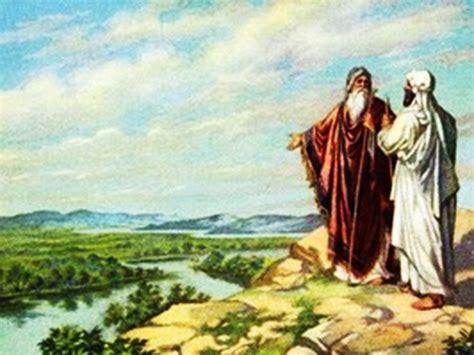 Genesis 13 Choices