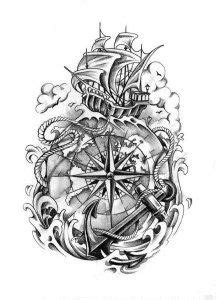 78 best images about Tattovorlagen Papirouge on Pinterest