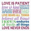 Love Patient Love Kind Poem Gallery