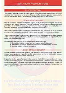 Poultry Vaccination Guide