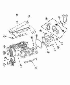 2006 Chrysler Crossfire Screw   M6x85