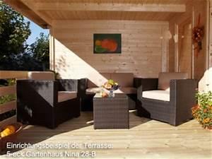 Gartenhaus Mit Terrasse : 5 eck gartenhaus nina 28 b mit terrasse 6 00 x 3 00 m ~ Sanjose-hotels-ca.com Haus und Dekorationen