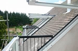 Dachbalkon Nachträglich Einbauen : velux dachbalkon eine minimalistische design entscheidung ~ Michelbontemps.com Haus und Dekorationen