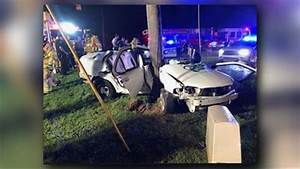 Randleman Police Chase Ends In Crash