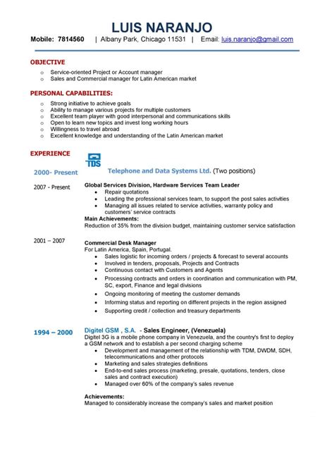 resume exle of back office engineer 2 grow