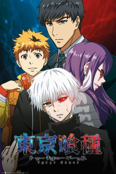 Manga Posters Tokyo Ghoul Conflict Poster Fp4045 Panic