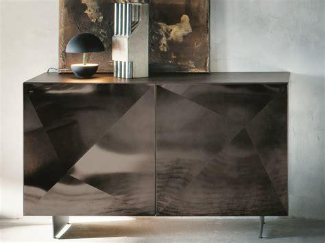 credenza riflessi cubric sideboard by riflessi design riflessi